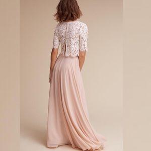 BHLDN x Jenny Yoo Maxi Skirt NWOT